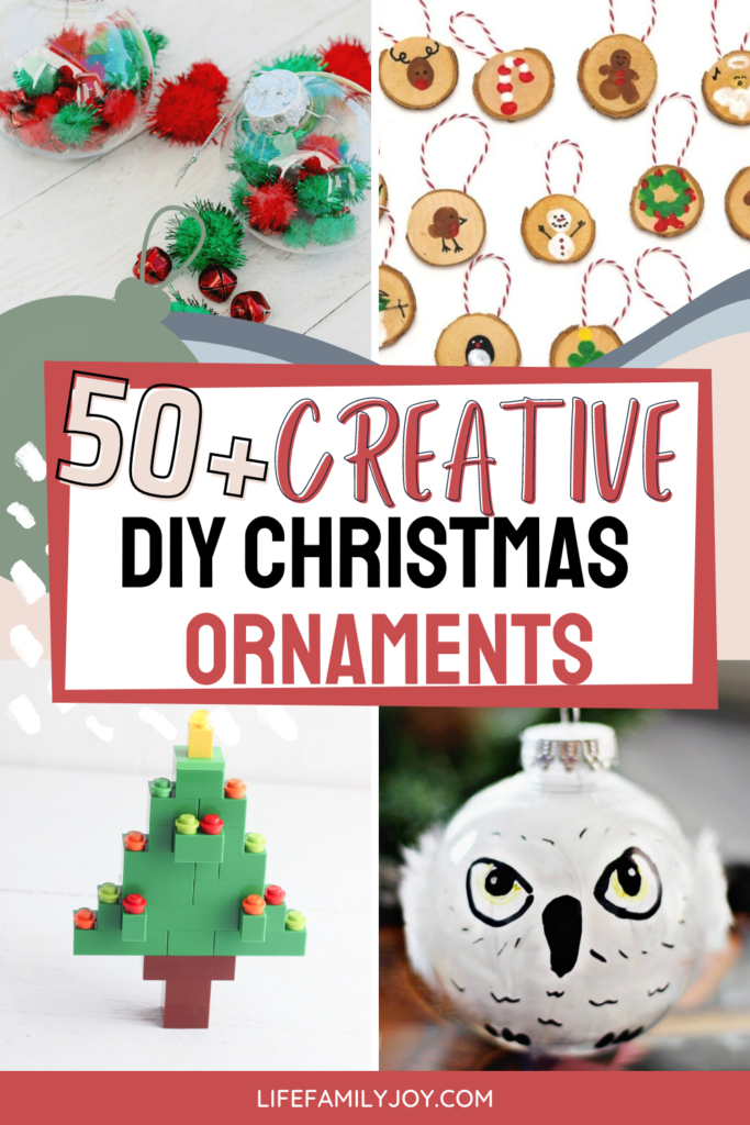 Ideas for Homemade Christmas Ornaments