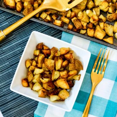How to Make Sheet Pan Potatoes